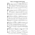 There's a fountain gently flowing-PDF Song Sheets