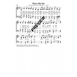 Pierce My Ear-PDF Sheet Music
