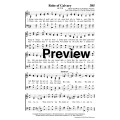 Robe of Calvary-pdf song sheet