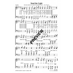 Send the Light-PDF Sheet Music