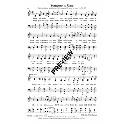 Someone to Care-PDF Sheet Music