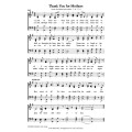 Thank You for Mothers-PDF Sheet Music