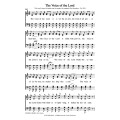 The Voice of the Lord- PDF Song Sheet