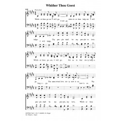 Whither Thou Goest - PDF Song Sheet