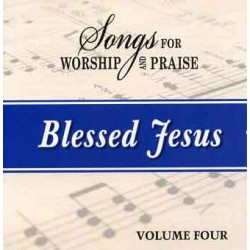 Blessed Jesus #4 SFW CD