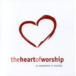 The Heart of Worship #4 in CD