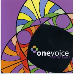 One Voice Stained Glass