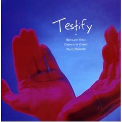 Testify CD