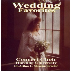 Wedding Favorites Harding CD