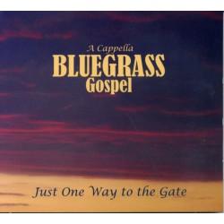 A Cappella Blue Grass Gospel CD