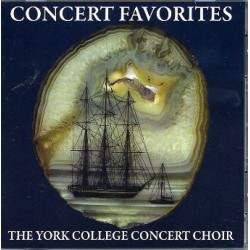 Concert Favorites CD