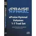 ePraise Hymnal Traditional 1-7 set