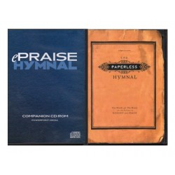 ePraise Hymnal 2020 Vol. 1-8 & Paperless vol 1-13