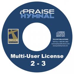 2-3 multi-user license for Vol.1-10 ePH S204