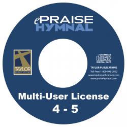 4-5 multi-user license for vol. 1-10 ePH S205