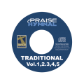 ePraise Hymnal Traditional Vol 1 & 2 & 3 & 4 & 5 set