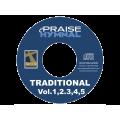 ePraise Hymnal Traditional Vol 1 & 2 & 3 & 4 & 5 set