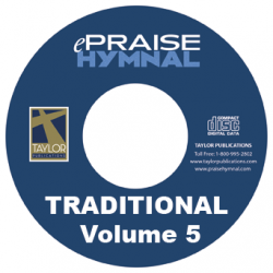 ePraise Hymn Traditional, Vol. 5