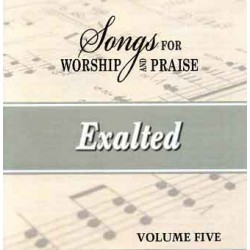 Exalted #5 SFW CD