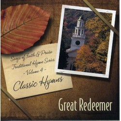Great Redeemer CD