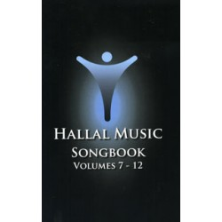 Hallal Music Songbook Vol. 7-12