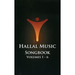 Hallal Music Songbook Volumes 1-6
