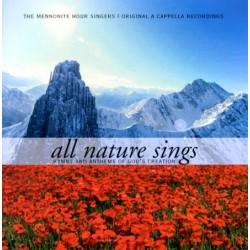 All Nature Sings CD