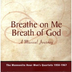 Breathe On Me Breath of God-CD