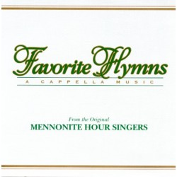 Favorite Hymns Mennonite CD
