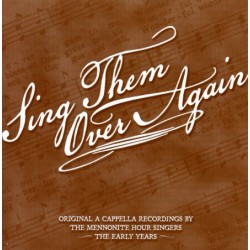 Sing Them Over Again CD