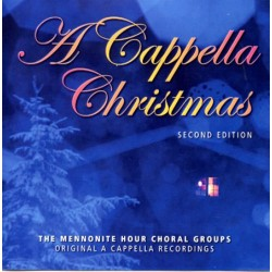 A Cappella Christmas 2nd Edition CD
