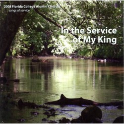 In the Service of My King CD