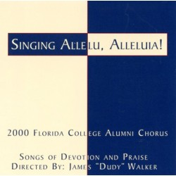Singing Allelu, Alleluia CD