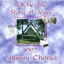 Tell Me the Story of Jesus CD