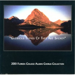 Glorious Things of Thee are Spoken CD
