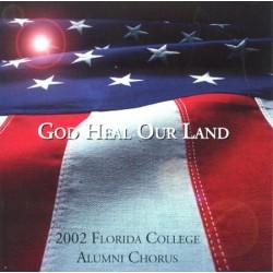 God Heal Our Land CD