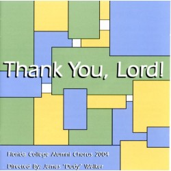 Thank You, Lord! CD