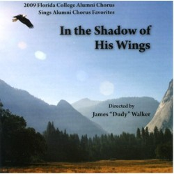 In the Shadow of His Wings CD