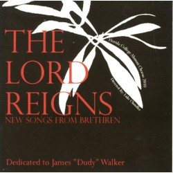 The Lord Reigns CD
