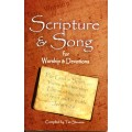 Scripture & Song for Worship and Devotions