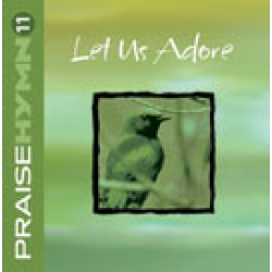 Let Us Adore PH #11 CD