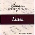 Listen #7 SFW CD