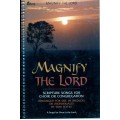 Magnify the Lord B696
