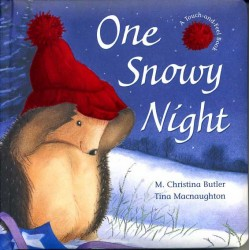 One Snowy Night - Board