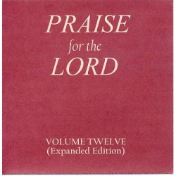 Praise for the Lord #12 CD