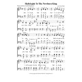 Hallelujah to the Newborn King-PDF Song Sheet