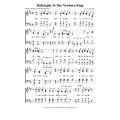 Hallelujah to the Newborn King-PDF Song Sheet
