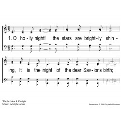 O Holy Night - PPT