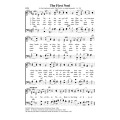 The First Noel - PDF Song Sheet