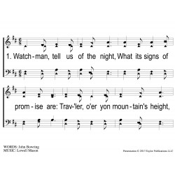 Watchman Tell us of the Night-PPT